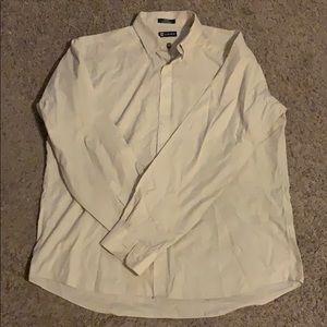 Chaps Mens long sleeve button up shirt